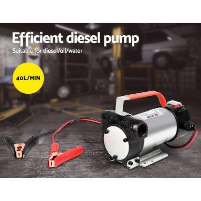 Giantz 12V Bio Diesal Transfer Pump