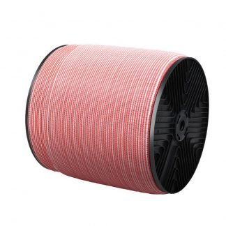 Giantz 2000M Electric Fence Wire Tape Poly Stainless Steel Temporary Fencing Kit