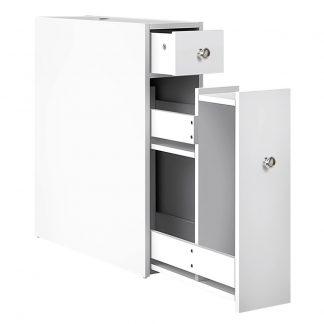 Bathroom Storage Cabinet White