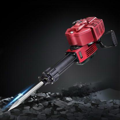 GIANTZ 52CC Petrol Jack Hammer Demolition Breaker Concrete Jackhammer