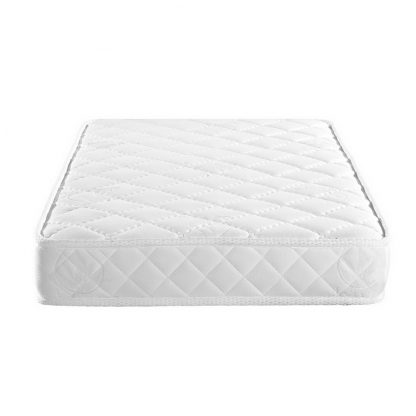 Giselle Bedding Baby Cot Mattress Pocket Spring Foam Aloe Fabric 13cm