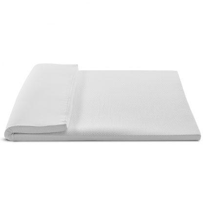 Single Size Memory Foam Mattress Topper