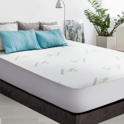Giselle Bedding Giselle Bedding Bamboo Mattress Protector King