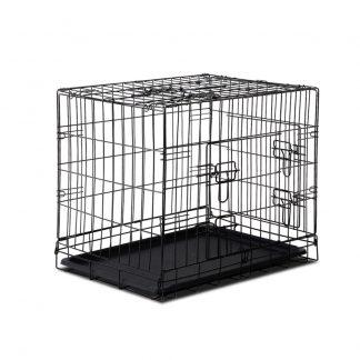 i.Pet 24inch Pet Cage - Black