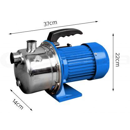 Giantz 2300W High Pressure Garden Jet Water Pump with Auto Controller