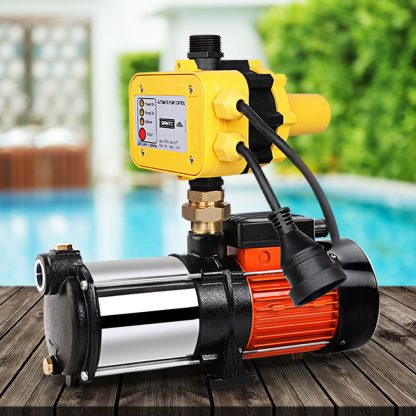 Giantz Water Pressure Pump Multi Stage Auto Garden House Rain Tank Irrigation