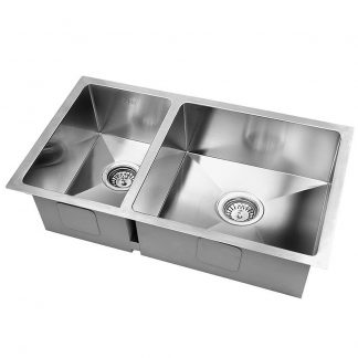 Cefito 715 x 450mm Stainless Steel Sink