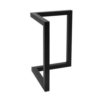 Artiss 2x Coffee Dining Table Legs 71x70CM Steel Industrial Vintage Bench Metal
