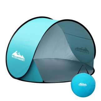 Weisshorn Pop Up Beach Tent Camping Portable Sun Shade Shelter Fishing