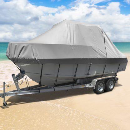 Seamanship 19 - 21ft Waterproof Boat Cover