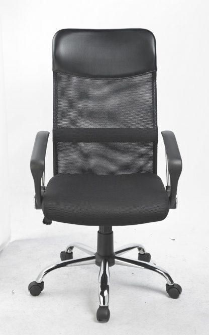 Ergonomic Mesh PU Leather Office Chair