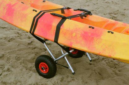 Aluminium Kayak Canoe Trolley Cart