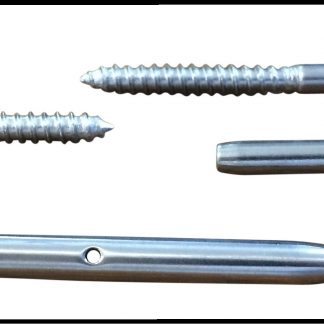 20 x Stainless Wire Rope Balustrade Kit