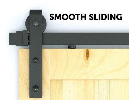 3.6m Sliding Barn Door Hardware