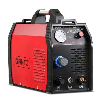 Giantz 60Amp Inverter Welder Plasma Cutter Gas DC iGBT Welding Machine Portable