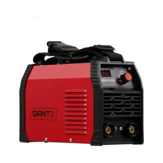 Giantz 250 Amp Inverter Welder MMA ARC DC IGBT Welding Machine Stick Portable