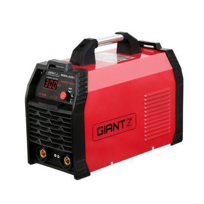 Giantz 300Amp Inverter Welder MMA ARC iGBT DC Gas Welding Machine Stick Portable