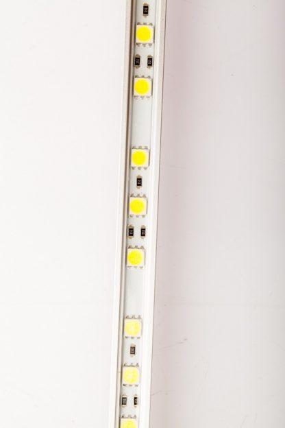 12V Rigid Light Bar LED Strip Camping Waterproof Connector Combo Kit Aluminium