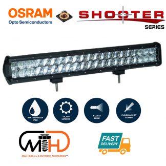 20inch Osram LED Light Bar 5D 126w Sopt Flood Combo Beam Work Driving Lamp 4wd