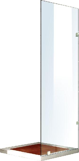 800x800mm Walk In Wetroom Shower System By Della Francesca
