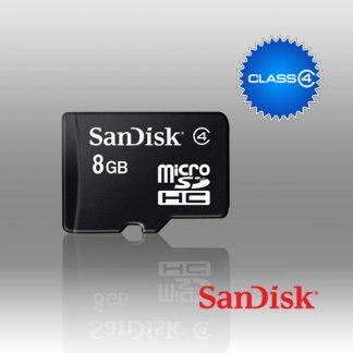 SanDisk microSD SDQ 8GB