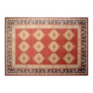 Artiss Floor Rugs Carpet 200 x 290 Living Room Mat Rugs Bedroom Large Soft Red