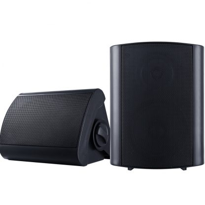 2-Way Speakers 150W Home Marine Ceiling Wall Dancing TV with Powerful Bass
