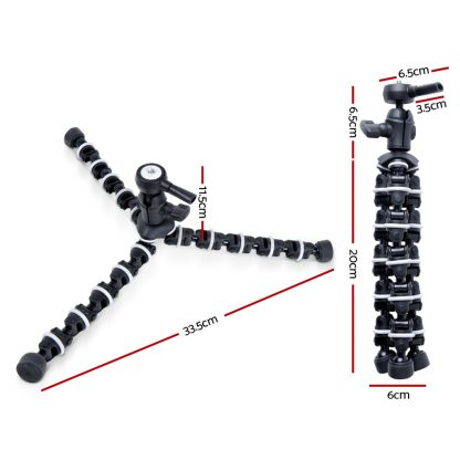 Mini Flexible Tripod for Digital Camera Video