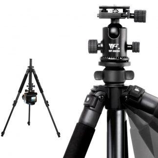 Weifeng 173cm Professional Ball Head Tripod Digital Camera
