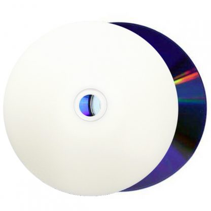Ritek Ridata DVD+R Double Layer 8x Whitetop Printable 50pcs