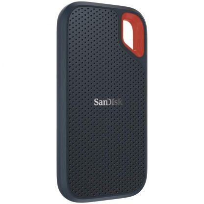 SanDisk 2TB Extreme Portable SSD USB3.1 Type-C & Type-A SDSSDE60-2T00-G25