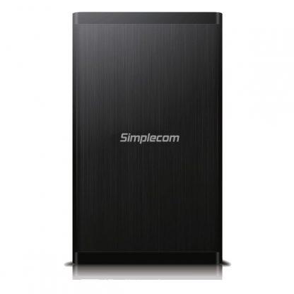 Simplecom SE328 3.5'' SATA to USB 3.0 Full Aluminium Hard Drive Enclosure