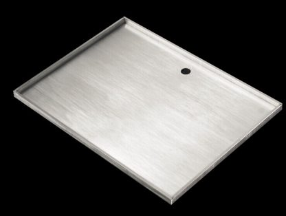 Stainless Steel BBQ Grill Hot Plate 49 X 40CM Premium 304 Grade