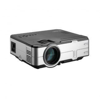 Devanti Mini Video Projector Portable HD 1080P 1200 Lumens Home Theater USB VGA