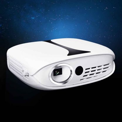 Devanti Mini Video Projector Wifi USB HDMI Portable 1000 Lumens HD 1080P Home Theater