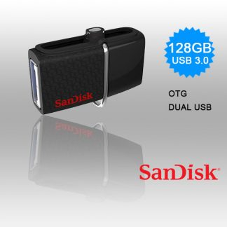 Sandisk SDDD2-128G OTG-128G Ultra Dual USB 3.0 Pen Drive
