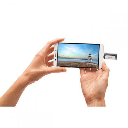 SANDISK ULTRA 32GB SDDDC2-032G Dual USB Drive Type-C 3.1