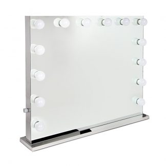 Embellir Holly Wood Make Up Mirror with LED Light Bulbs