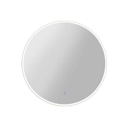 Embellir LED Wall Mirror Bathroom Mirrors With Light 90CM Decor Round Decorative